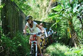 Cycling in Borobudur Villages