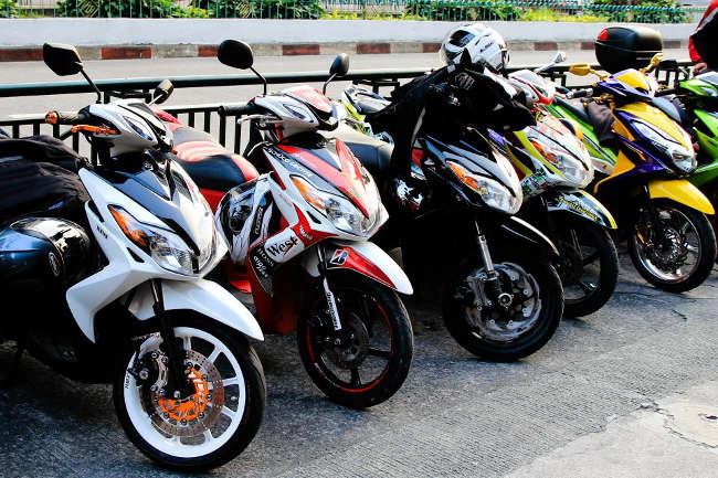 Yogya Motorcycle Tour